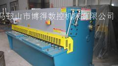 剪板机-QC12Y-6/2500液压摆式剪板机