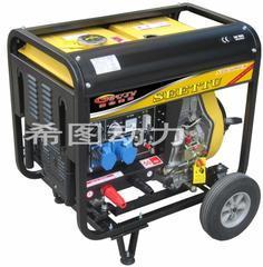 上海柴油自动发电电焊两用机价格