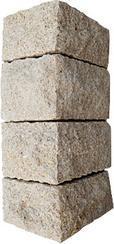 锈色花岗岩蘑菇石GCWY879