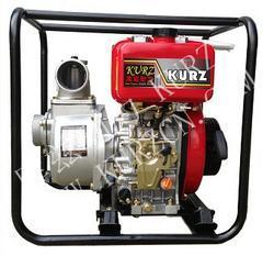 库兹2寸柴油自吸泵多少钱一台