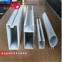 铝方通吊顶/木纹铝方通/弧形铝方通/U形方通格栅