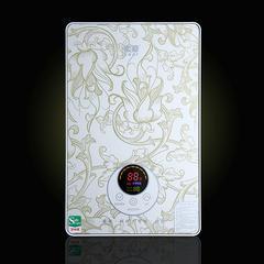 索爱即热式沐浴电热水器 智能家电产品