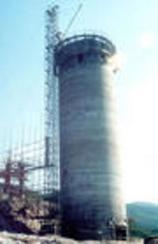 新建烟囱,烟囱防腐,烟囱拆除