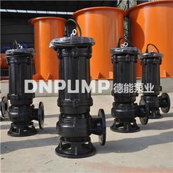 天津德能50WQ潜水排污泵生产厂家