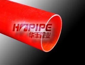 玻璃纤维增强塑料电缆保护管,玻璃钢电力管
