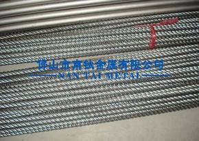 南鈦专业钛螺纹管/钛波纹管