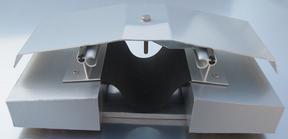 变形缝 外墙内墙地面顶棚屋面变形缝