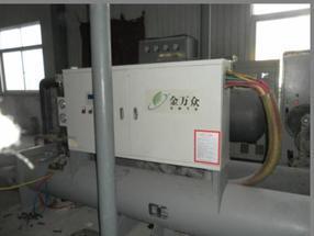 金万众中央空调压缩机维修