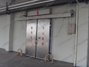 大型保鲜冷库建造