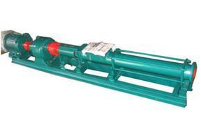 螺杆泵,G型螺杆泵,浓浆螺杆泵