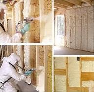 喷涂硬泡聚氨酯外墙保温材料