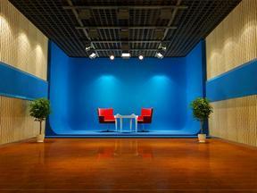 演播室灯光设计