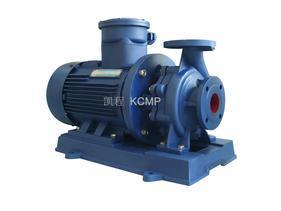 瓯北管道泵系列,ISW型管道泵