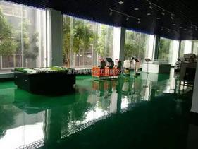 环氧自流平地坪 优质环氧耐磨地坪