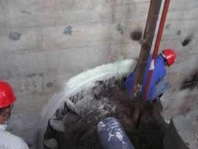 长春泵房堵漏公司