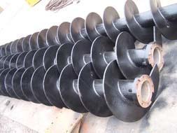 CFG桩机长螺旋钻杆型号全价格优惠