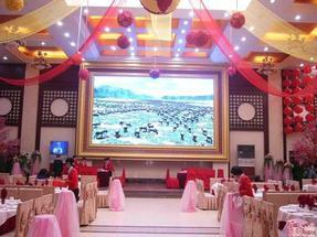 深圳华海集团生产销售led电子显示屏