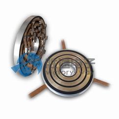 分离式导电滑环 盘式分离滑环 大电流hauh