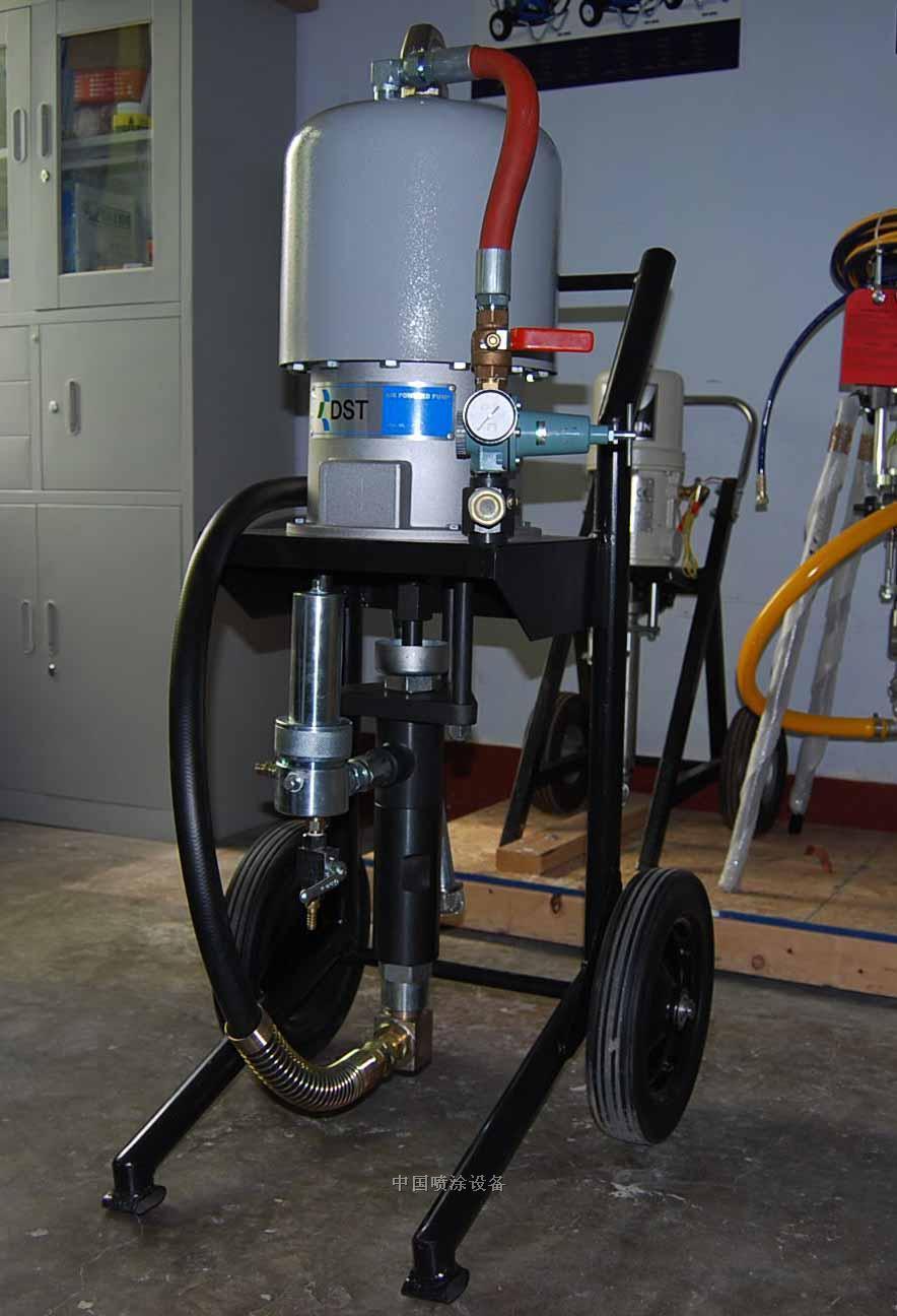 钢结构防水防火涂料专用无气喷涂机系列