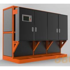 0.05T-2T 全自动微电脑控制 环保节能 电磁蒸汽锅炉