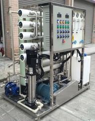 QF-SWRO20T/D-海水淡化设备 20吨/天海上淡水制取设备