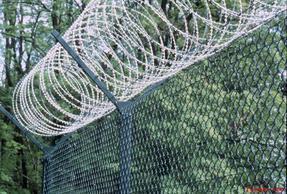 监狱防护网,飞机场防护网