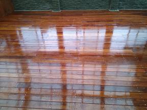 防腐木户外地板,菠萝格地板