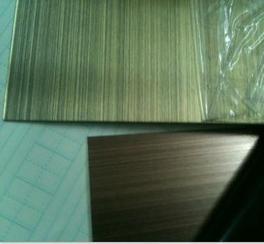 青古铜不锈钢板