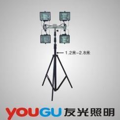 GSFW4000便携式升降作业灯.