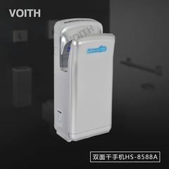 广州商场专用立式双面无刷感应干手机烘手器