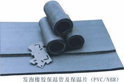 PVC/NBR发泡