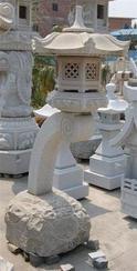 石制灯笼/花园石制灯笼 GGL367