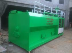 青山绿水喷播机 ZKP-7062型 边坡绿化喷播机