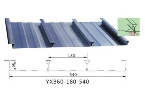 杭州yxb60-180-540压型钢板