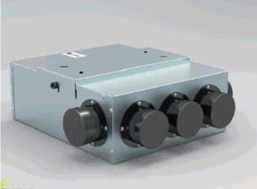 曼瑞德 NEW Breathing新呼吸系统主机NEB. 320负压型自平衡系统
