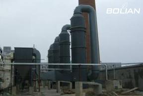 高效湿式锅炉窑炉烟气脱硫装置