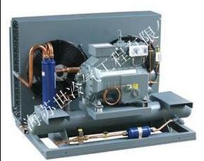 制冷设备----谷轮压缩机