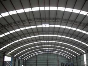 大型轻钢钢结构工程