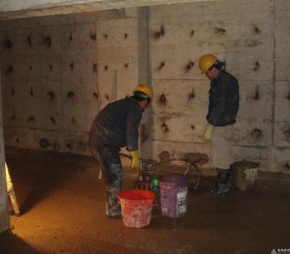 乳山市地下室 防水堵漏工程_CO土木在线