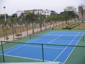 网球场施工    室外网球场施工价格