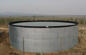 波纹板储水罐水坦克Water Tank