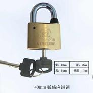 供应电力铜锁,电力表箱锁,感应铜锁