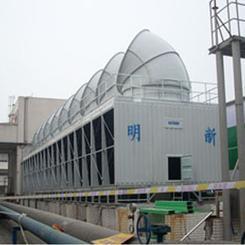 明新冷却塔厂家 超低噪冷却塔 横流式冷却塔