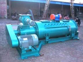 DSZ单轴粉尘加湿机、DSZ50/60/80粉尘加湿机