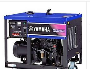 雅马哈汽油发电机EF13000TE日本进口发电机