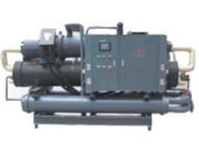 低温螺杆冷水机,低温螺杆机组