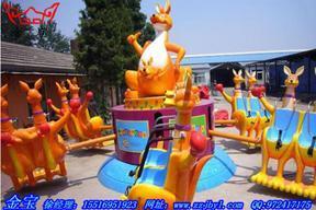 爆款儿童游乐设备 欢乐袋鼠跳 国家免检产品
