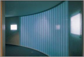 志强U型玻璃.钢化U型玻璃