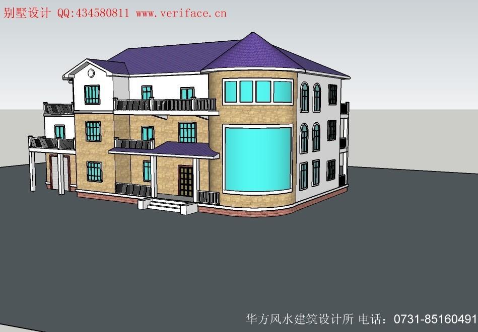 上海别墅设计效果图
