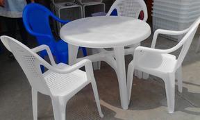 滨州公园塑料桌椅